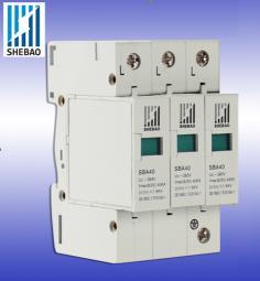 1000VDC-1500VDC光伏直流防雷器