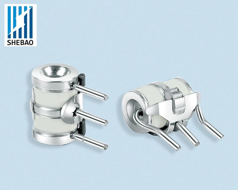 贴片陶瓷放电三极管SMD